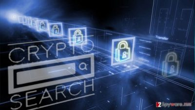 Image of the CryptoSearch tool