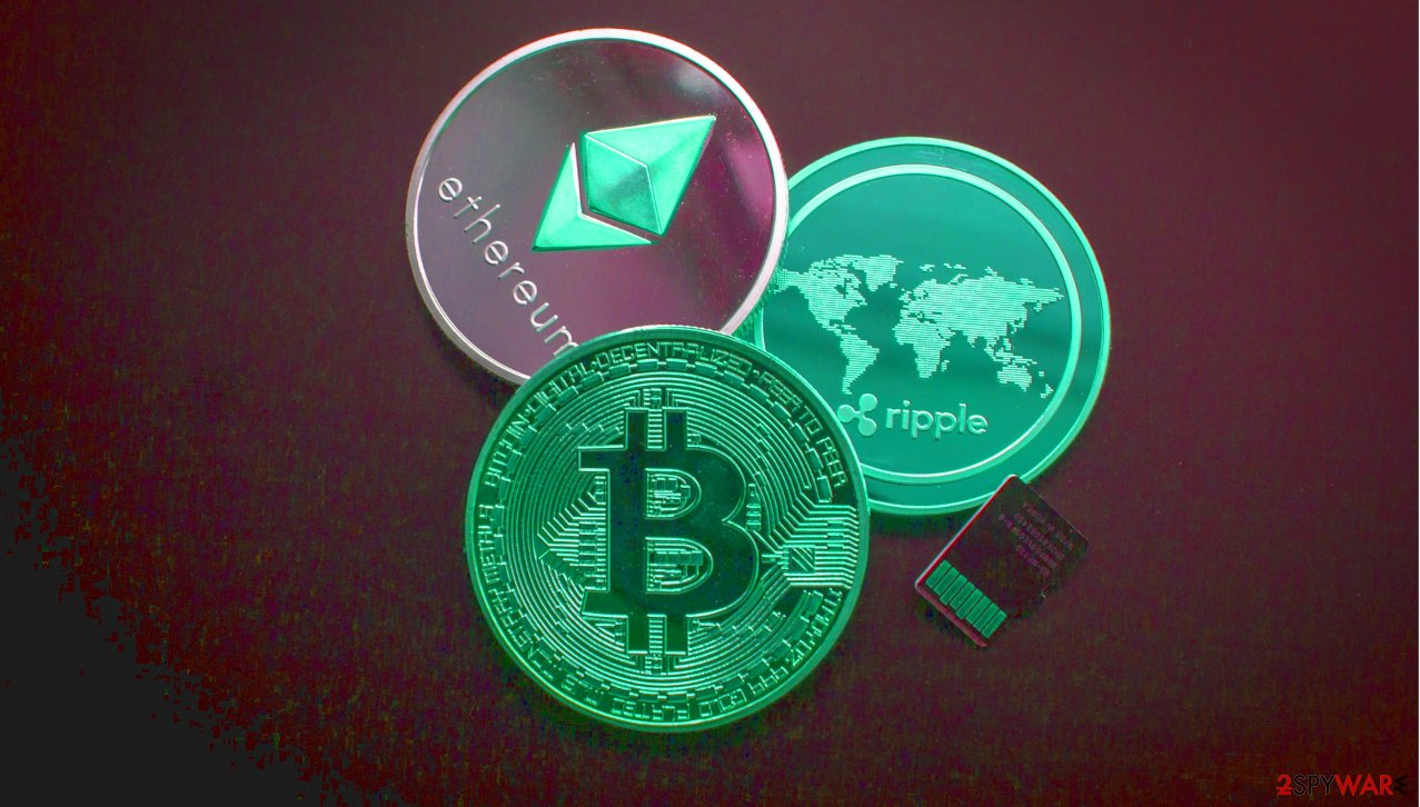 Cryptocurrency gains popularity