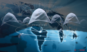 CyberWare hackers aim justice: DDoS and ransomware attacks on scammers