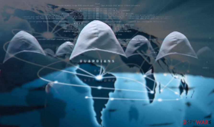 Vigilante CyberWare hackers