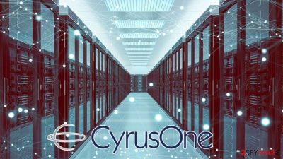 CyrusOne infected with Sodinokibi