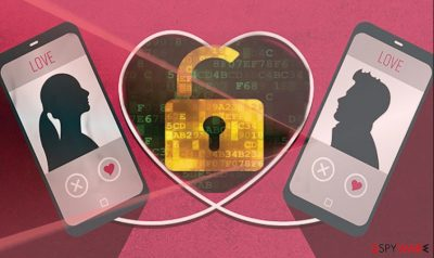 Dating apps disclosed private apps online