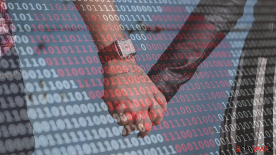 Data of dating site network was exposed