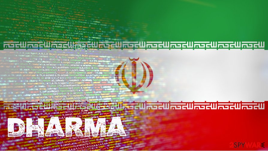Researchers uncover the Dharma ransomware campaign