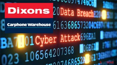 More than a million personal data records compromised