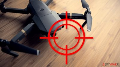 The app for android thet controls DJI drones contains shady self-update feature
