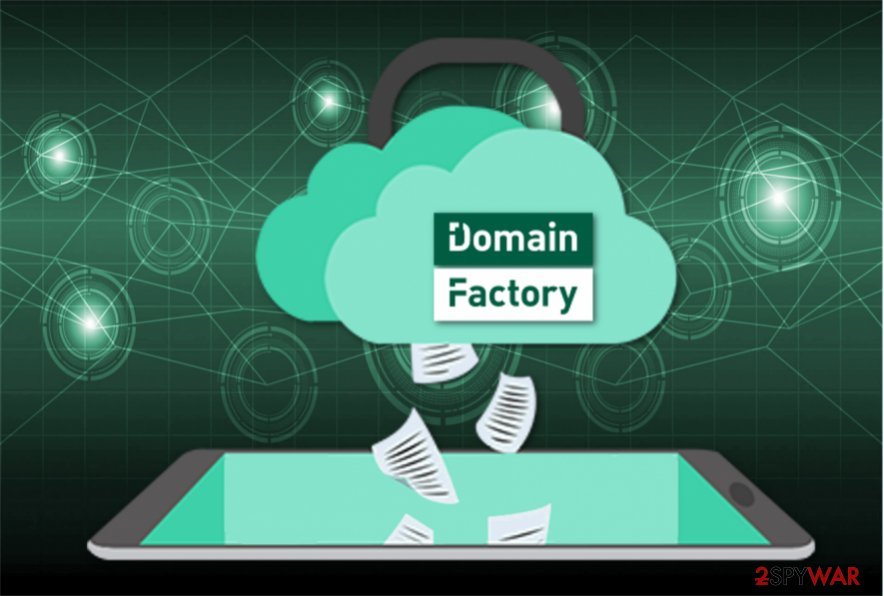 DomainFactory hack 2018