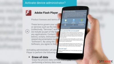 DoubleLocker ransomware - a new threat to Android users