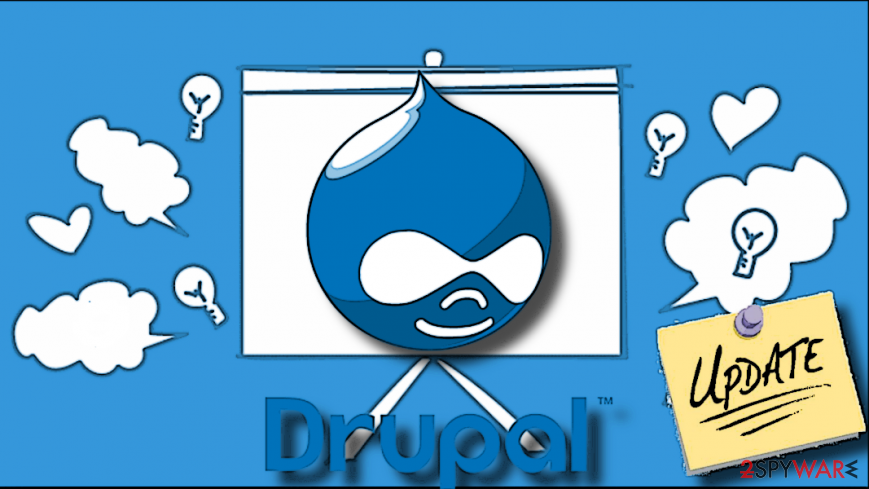 Drupal hack turns millions of sites vulnerable to hack