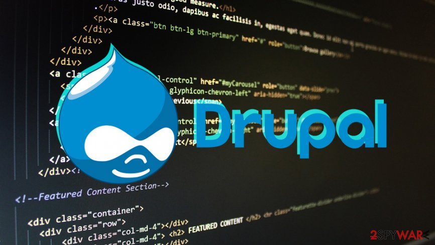 Drupal patched highly critical vulnerability