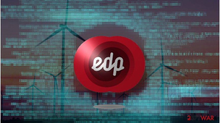 RagnarLocker attack over EDP energy giant