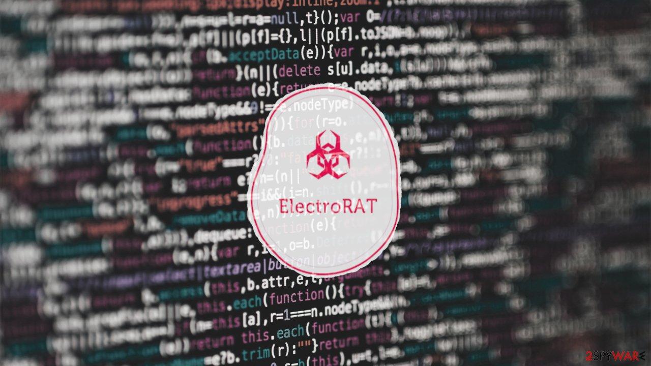 ElectroRAT Trojan