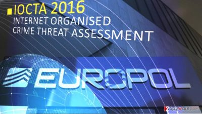 Europol announces top 8 cybercrime trends of 2016