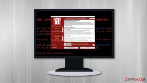 Europol warns about highest scales of ransomware attacks