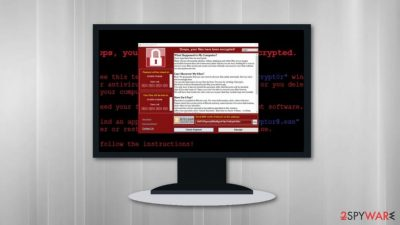Europol warns about highest scales of crypto-malware attacks