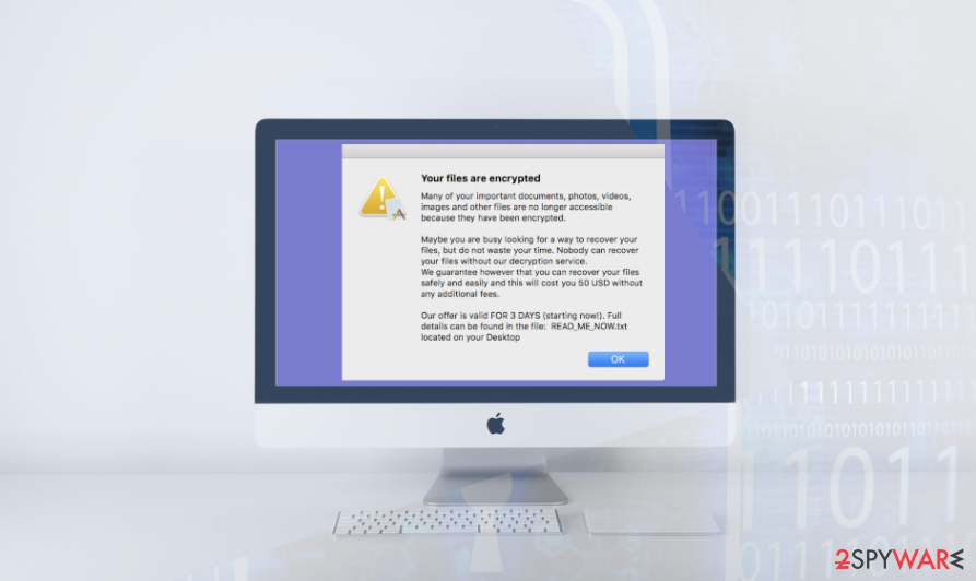 EvilQuest Mac ransomware and keylogger found on torrent sites