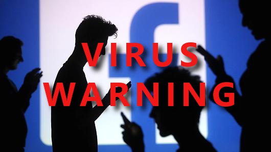 Attention for Facebook users: virus spreads via comment tagging