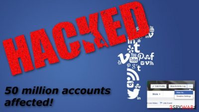 Facebook hacked. What should you do?
