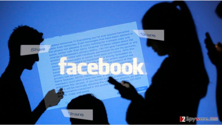 Facebook is not making your posts public - it's just another viral Facebook hoax