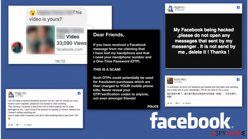 Facebook messenger video malware hits people in singapore ccuart Gallery