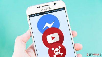 Facebook Messenger virus strikes Tunisia and Germany