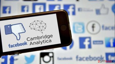 Facebook caught in a privacy scandal with Cambridge analytica