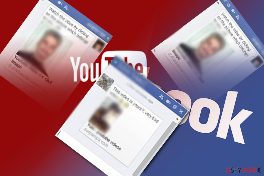 Another version of Facebook video virus