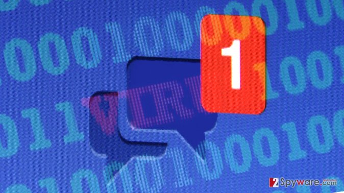 Facebook video virus spreads via messages
