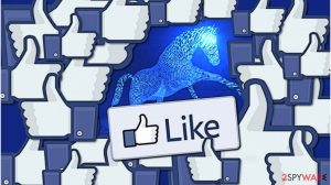 Faceliker Trojan manipulates likes on Facebook