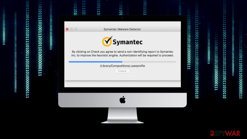 Fake Symantec blog spread Proton Mac malware