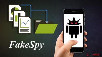 FakeSpy targets Japan