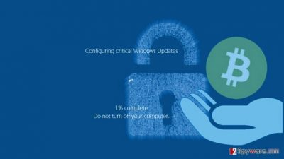 Fantom ransomware hides behind a feigned Windows Update to encrypt victim's files
