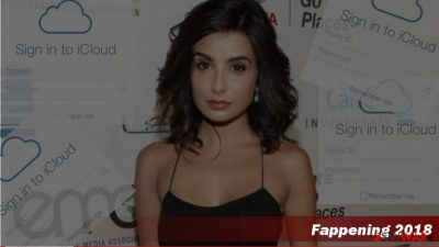 Mikaela Hoover's personal pics leaked after iCloud's hack