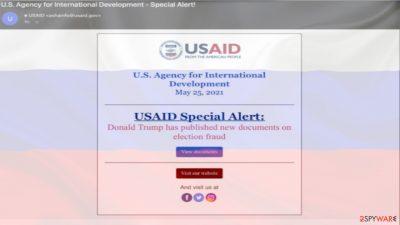 FBI seizes two domains linked to USAID phishing attacks
