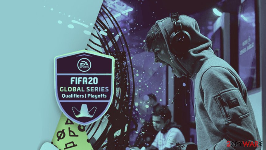 FIFA 20 championship registration page bugged