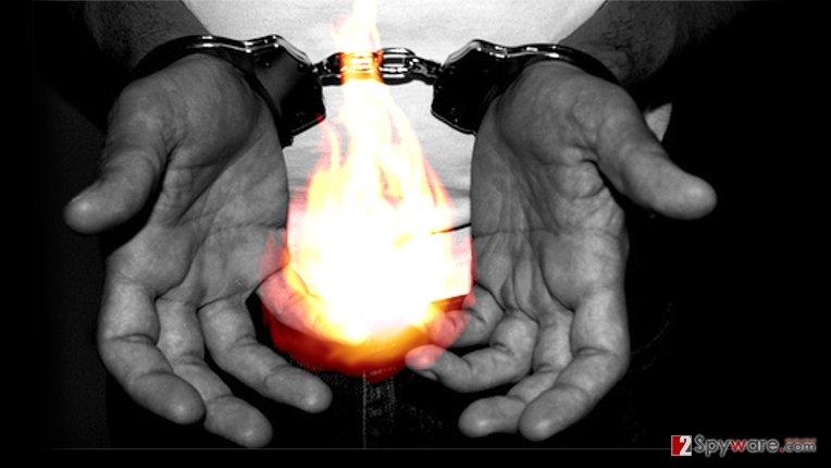 Chinese authorities arrest Fireball malware authors