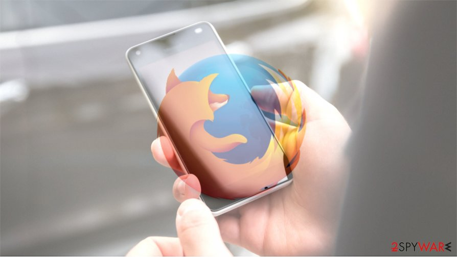 Mozilla warns about a vulnerability in its browser