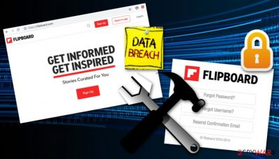 Flipboard hack: users' personal data breached during the attempt