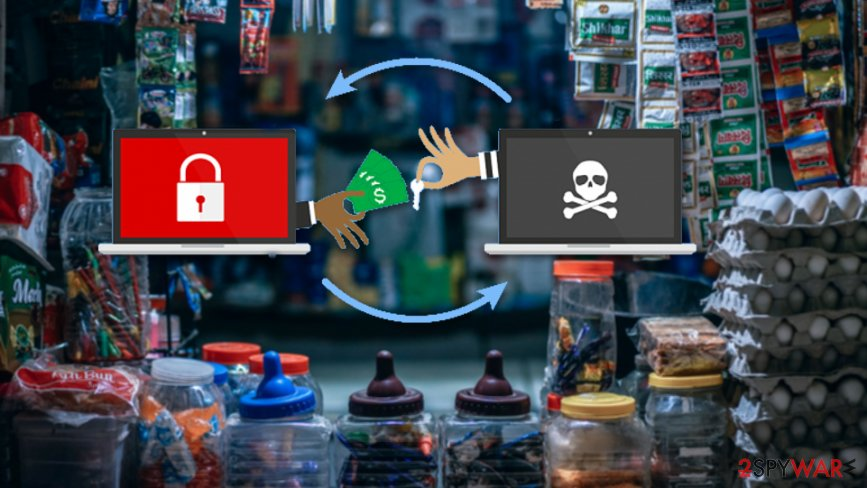 Food Bank hit by ransomware