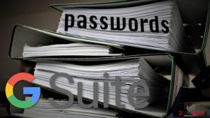 Google stored G Suite passwords as plain text since 2005