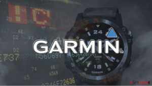Garmin smartwatches and aviation shut down due to ransomware attack