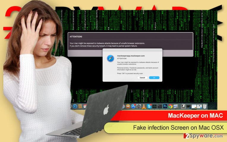 Statistics Has Revealed That Mac OS X is Getting Increasingly Vulnerable to Malware
