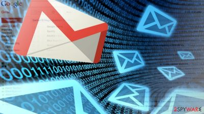 Gmail spam forces users to believe their accounts were hacked