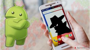 Google detected a sophisticated Android spyware