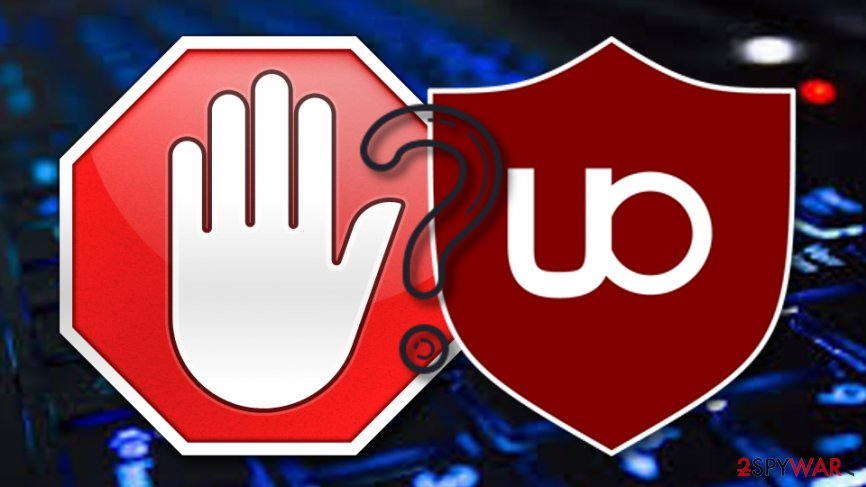 Fake AdBlock and uBlock Origin participate in fraud schemes