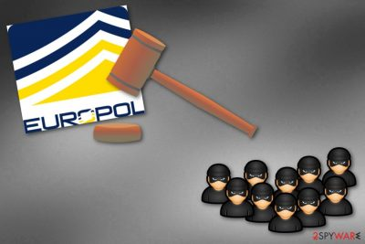 Police found the criminals guilty for spreading GozNym malware