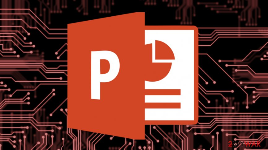 PowerPoint file might include malware