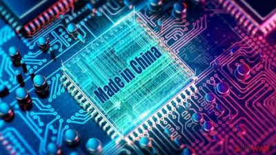 Chinese microchips planted to spy on the US organizations