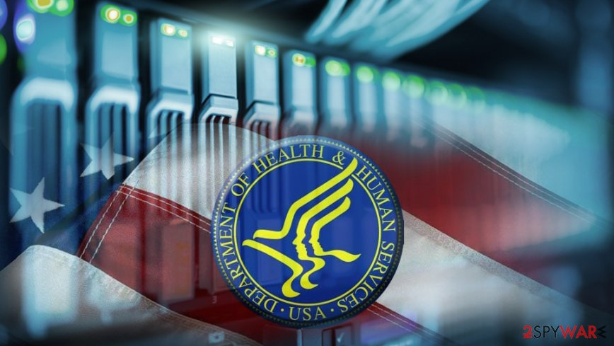 DDoS attack targets HHS.gov