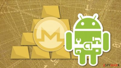 HiddenMiner Android malware
